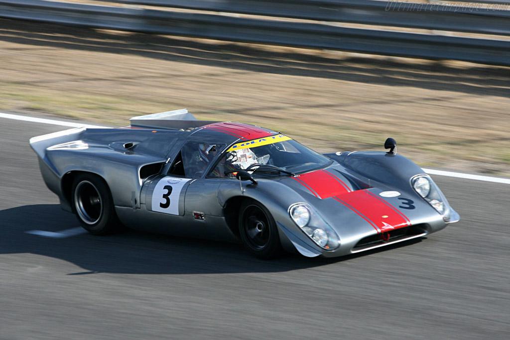 Lola T70 Mk3B    - 2006 Le Mans Series Jarama 1000 km