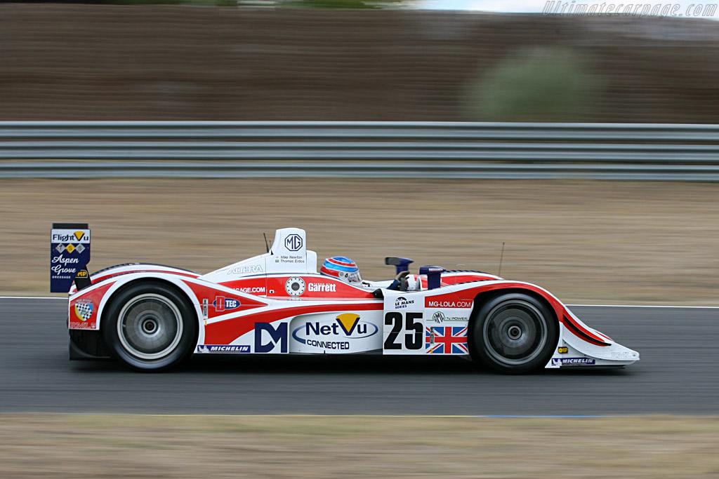 MG Lola EX264 - Chassis: B0540-HU05 - Entrant: RML  - 2006 Le Mans Series Jarama 1000 km