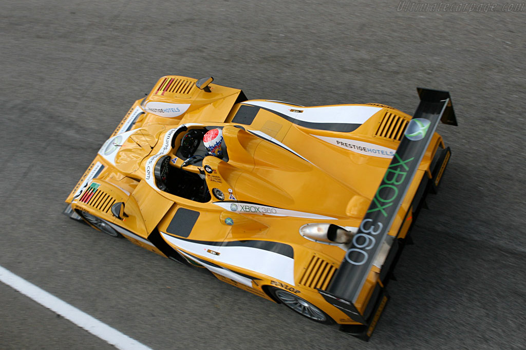 Off they go - Chassis: B0540-HU01 - Entrant: ASM Racing Portugal  - 2006 Le Mans Series Jarama 1000 km
