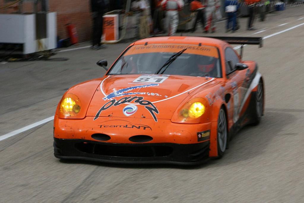 Panoz Esperante GTLM - Chassis: EGTLM 005 - Entrant: Team LNT  - 2006 Le Mans Series Jarama 1000 km
