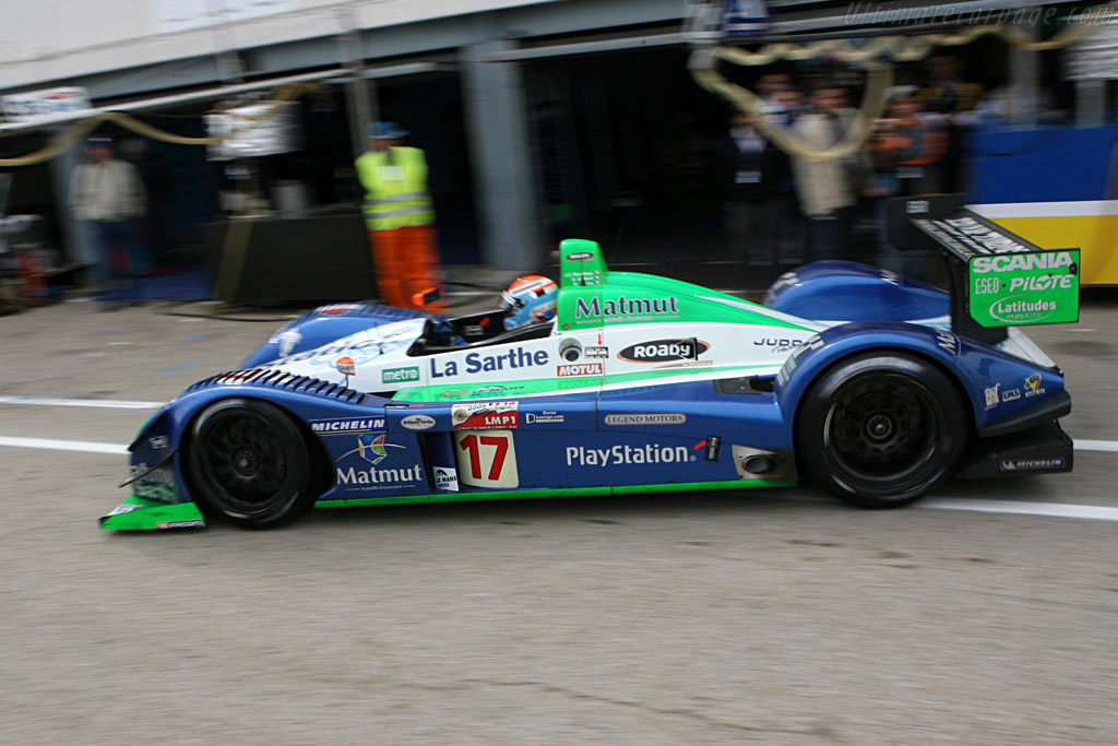 Pesca Pit Perfection - Chassis: 4 - Entrant: Pescarolo Sport  - 2006 Le Mans Series Jarama 1000 km