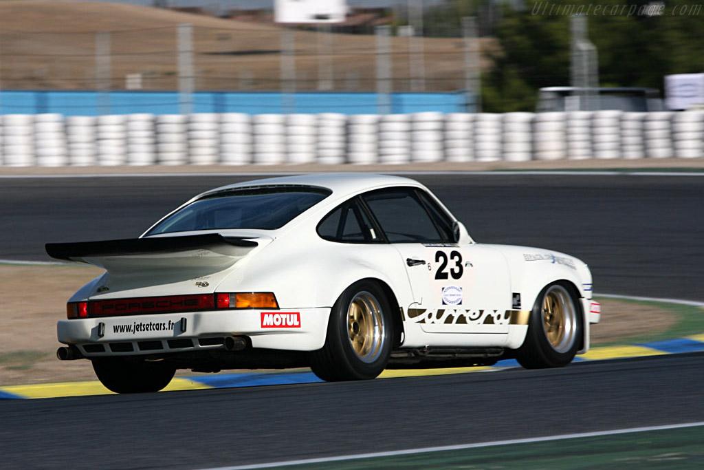 Porsche 911 3.0 RS - Chassis: 911 460 9033   - 2006 Le Mans Series Jarama 1000 km