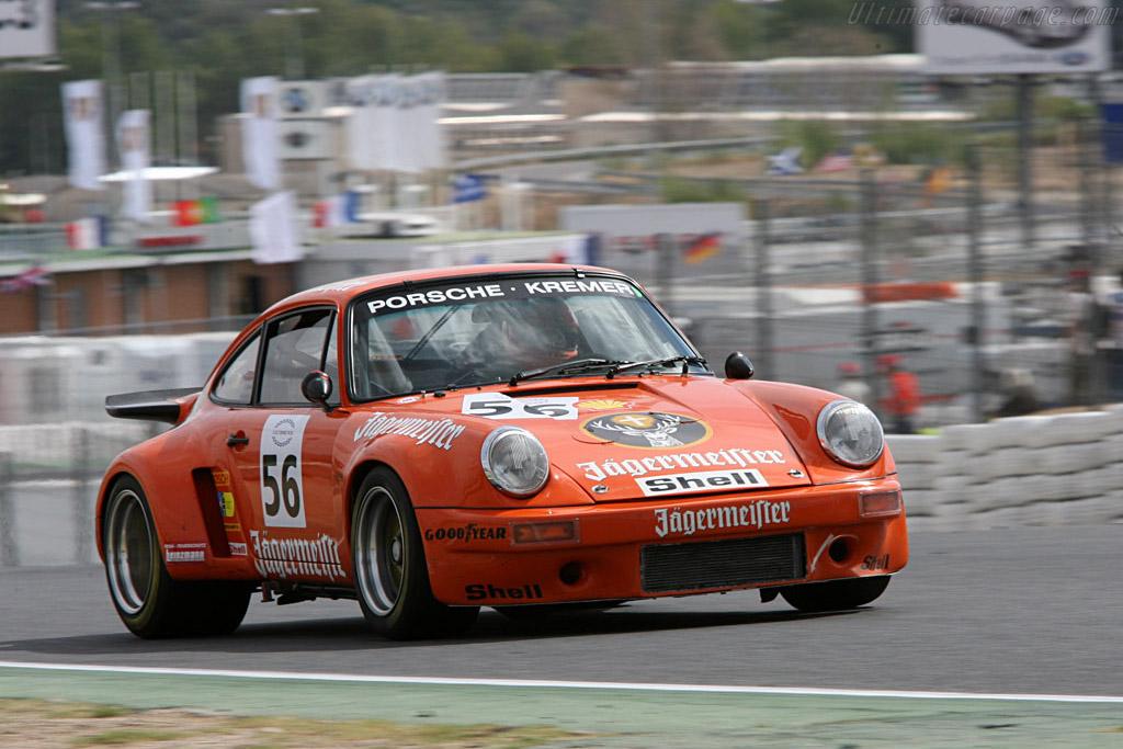 Porsche 911 3.0 RSR    - 2006 Le Mans Series Jarama 1000 km
