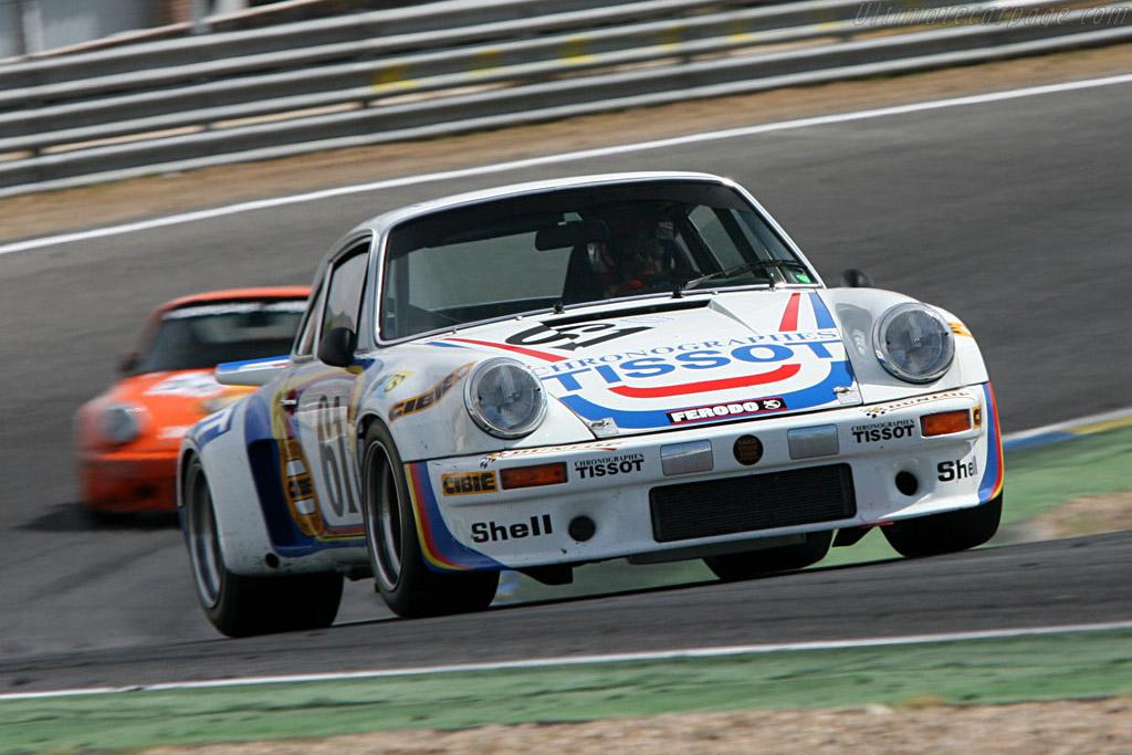 Porsche 911 3.0 RSR - Chassis: 911 460 9054   - 2006 Le Mans Series Jarama 1000 km