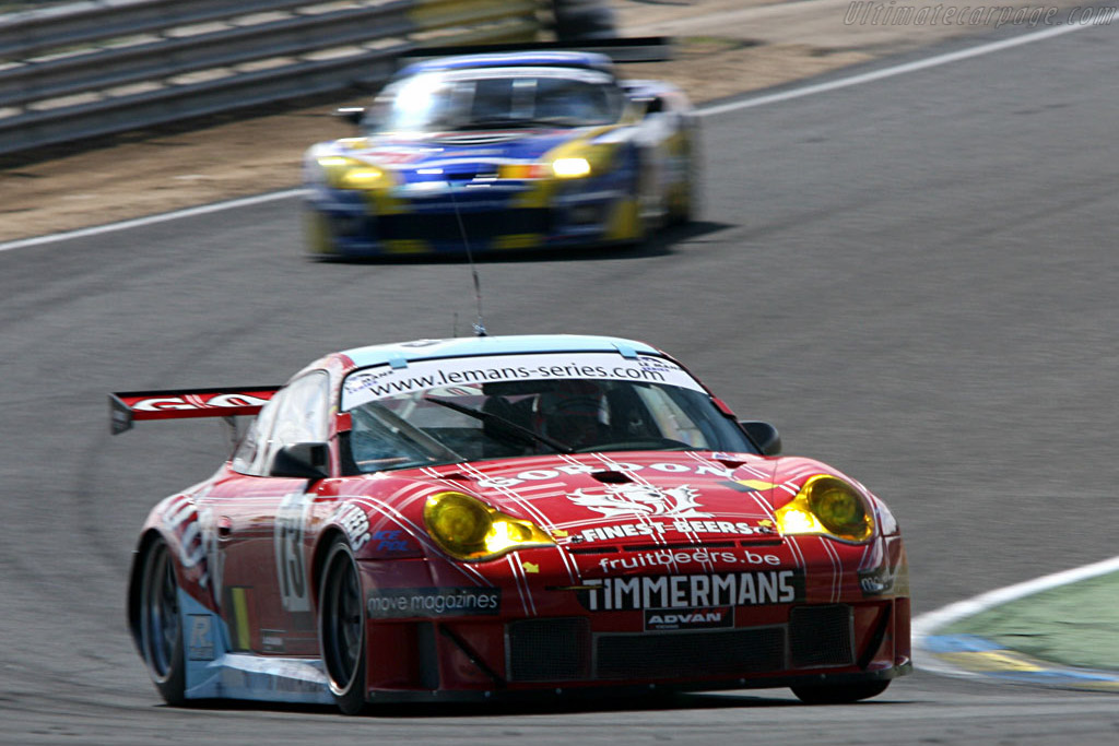 Porsche 996 GT3 RSR - Chassis: WP0ZZZ99Z5S693069 - Entrant: Ice Pol Racing Team  - 2006 Le Mans Series Jarama 1000 km