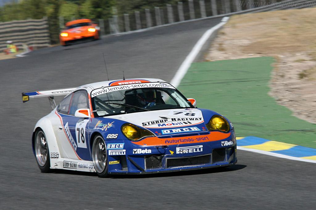 Porsche 996 GT3 RSR - Chassis: WP0ZZZ99Z4S693067 - Entrant: Autorlando Sport  - 2006 Le Mans Series Jarama 1000 km