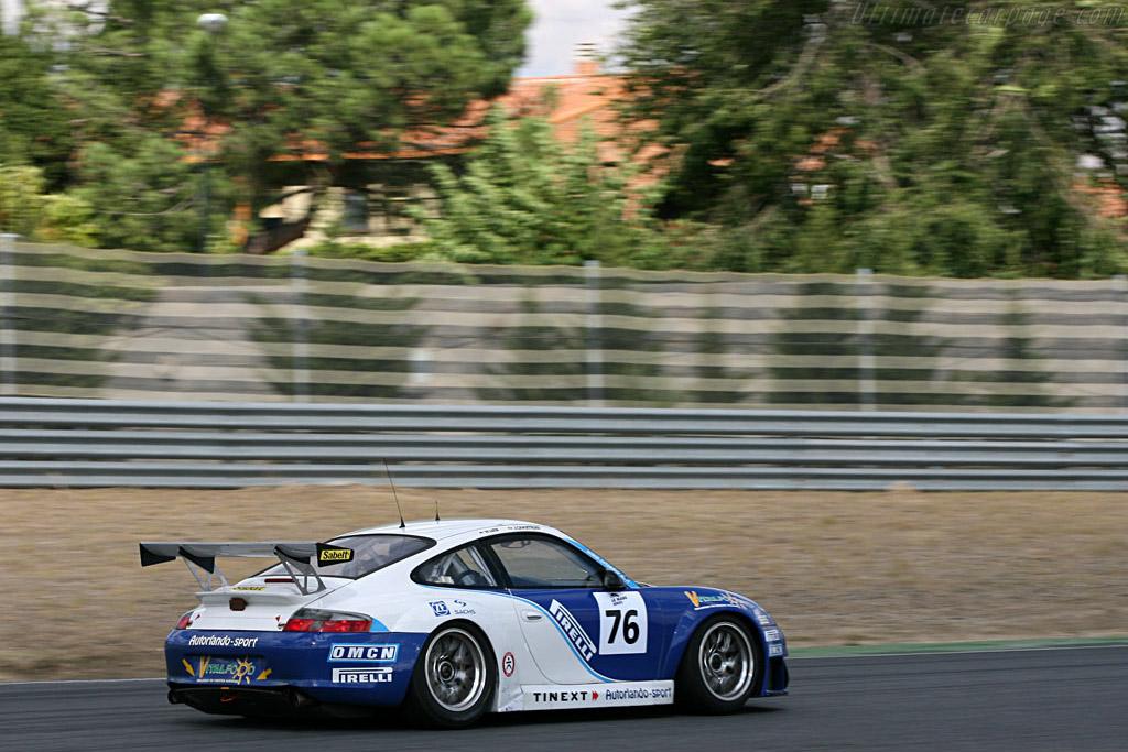 Porsche 996 GT3 RSR - Chassis: WP0ZZZ99Z5S693061 - Entrant: Autorlando Sport  - 2006 Le Mans Series Jarama 1000 km