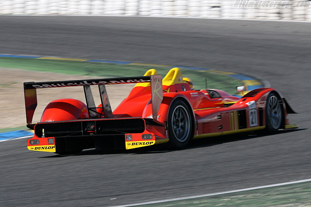 Radical SR9 AER - Chassis: SR9002 - Entrant: Bruichladdich Radical  - 2006 Le Mans Series Jarama 1000 km