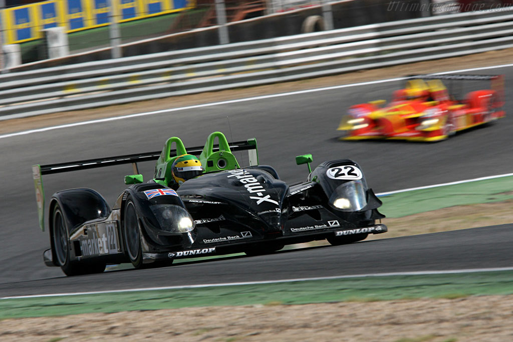 Radical SR9 Judd - Chassis: SR9001 - Entrant: Rollcentre Racing  - 2006 Le Mans Series Jarama 1000 km