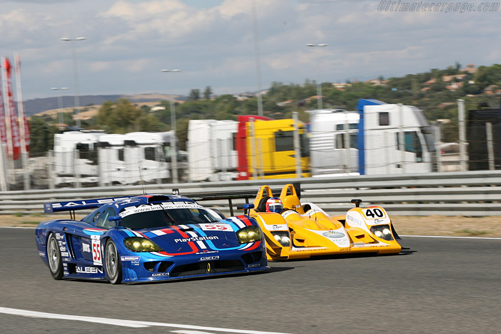 Saleen S7-R - Chassis: 066R - Entrant: Team Oreca  - 2006 Le Mans Series Jarama 1000 km