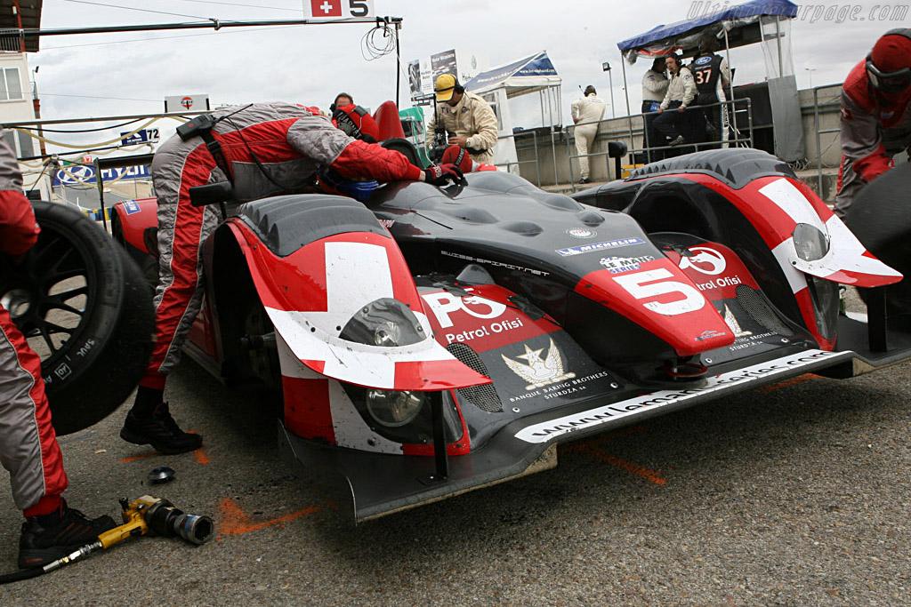 Swiss Spirit - Chassis: LC70-02 - Entrant: Swiss Spirit  - 2006 Le Mans Series Jarama 1000 km
