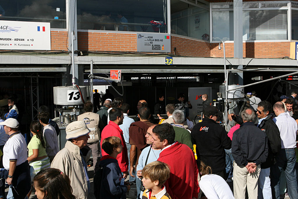 The Iberians were very popular    - 2006 Le Mans Series Jarama 1000 km
