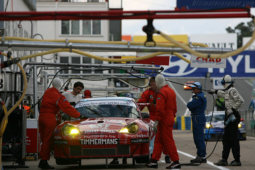 Welcome to Jarama - Chassis: WP0ZZZ99Z5S693069 - Entrant: Ice Pol Racing Team  - 2006 Le Mans Series Jarama 1000 km