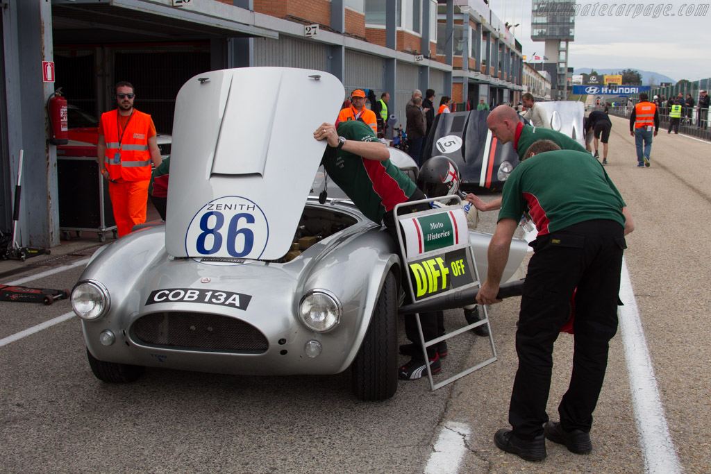 AC Shelby Cobra - Chassis: CSX2157 - Driver: Andrew Beverley  - 2016 Jarama Classic