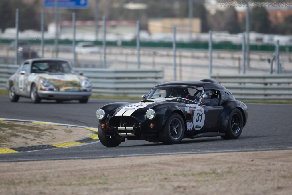 AC Shelby Cobra - Chassis: CSX2468 - Driver: Charles Firmenich  - 2016 Jarama Classic