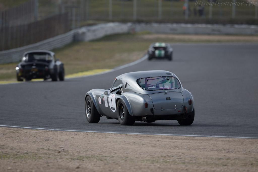 AC Shelby Cobra  - Driver: Pierre-Alain France / Erwin France  - 2016 Jarama Classic
