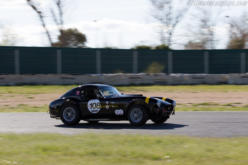 AC Shelby Cobra - Chassis: CSX2325 - Driver: Carlo Vogele / Yves Vogele  - 2016 Jarama Classic