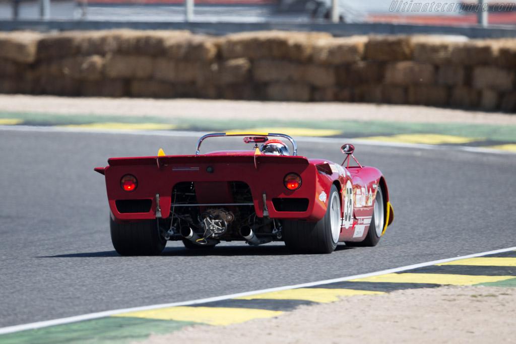 Alfa Romeo 33/3 - Chassis: 10580-023 - Driver: Gianluca Rattazzi / Emanuele Pirro  - 2016 Jarama Classic