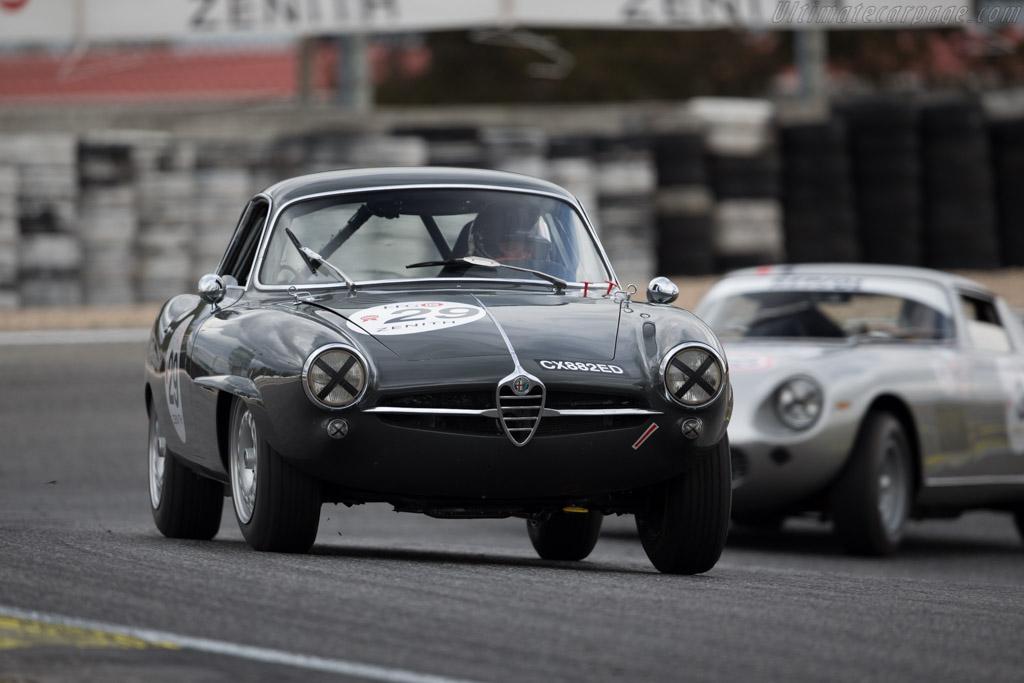 Alfa Romeo Giulia SS - Chassis: 10121*380352 - Driver: Xavier Galant / Vincent Neurisse  - 2016 Jarama Classic