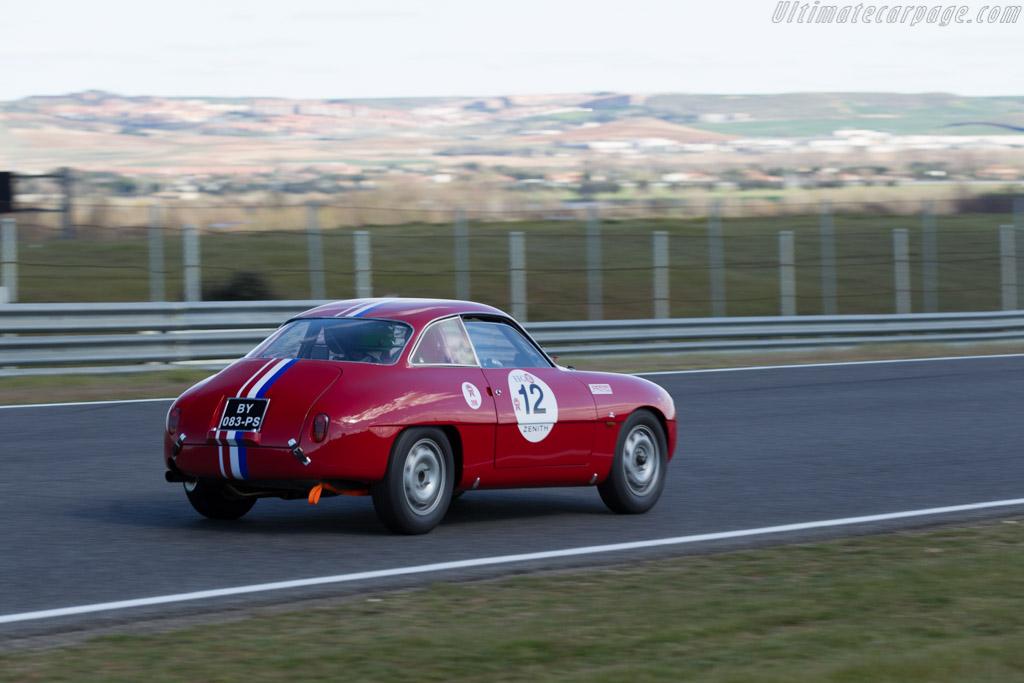 Alfa Romeo Giulietta SZ - Chassis: AR10126 00086 - Driver: Jean-Francois Piquet  - 2016 Jarama Classic