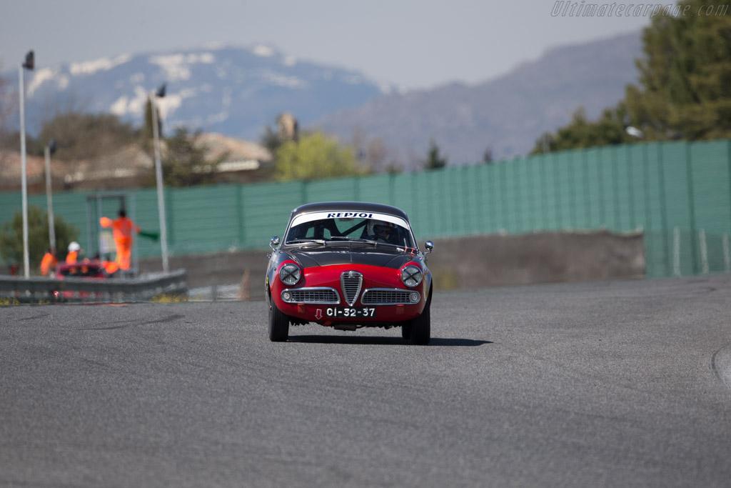 Alfa Romeo Giulietta Sprint - Chassis: 657574 - Driver: Luis Delso / Carlos de Miquel  - 2016 Jarama Classic