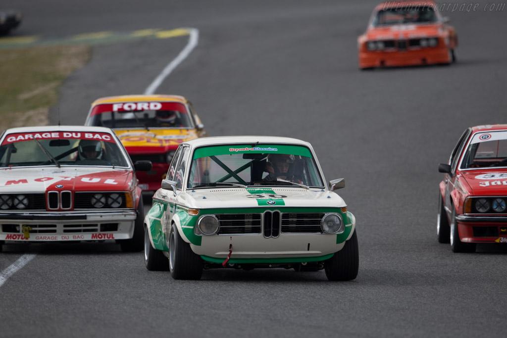 BMW 2002 TI - Chassis: 1649348 - Driver: Christian Traber  - 2016 Jarama Classic