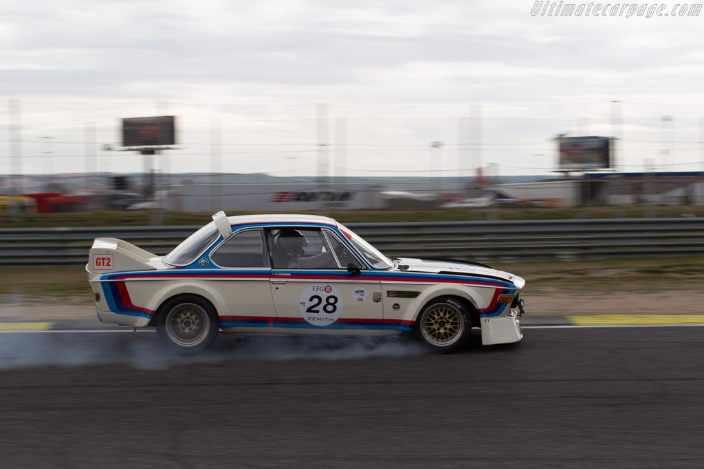 BMW 3.0 CSL - Chassis: 2200095 - Driver: Philippe Scemama  - 2016 Jarama Classic