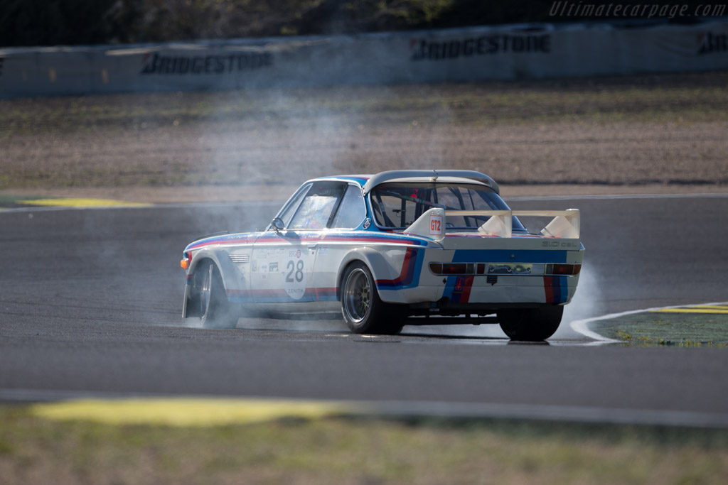 BMW 3.0 CSL - Chassis: 2200095 - Driver: Philippe Scemama  - 2016 Jarama Classic