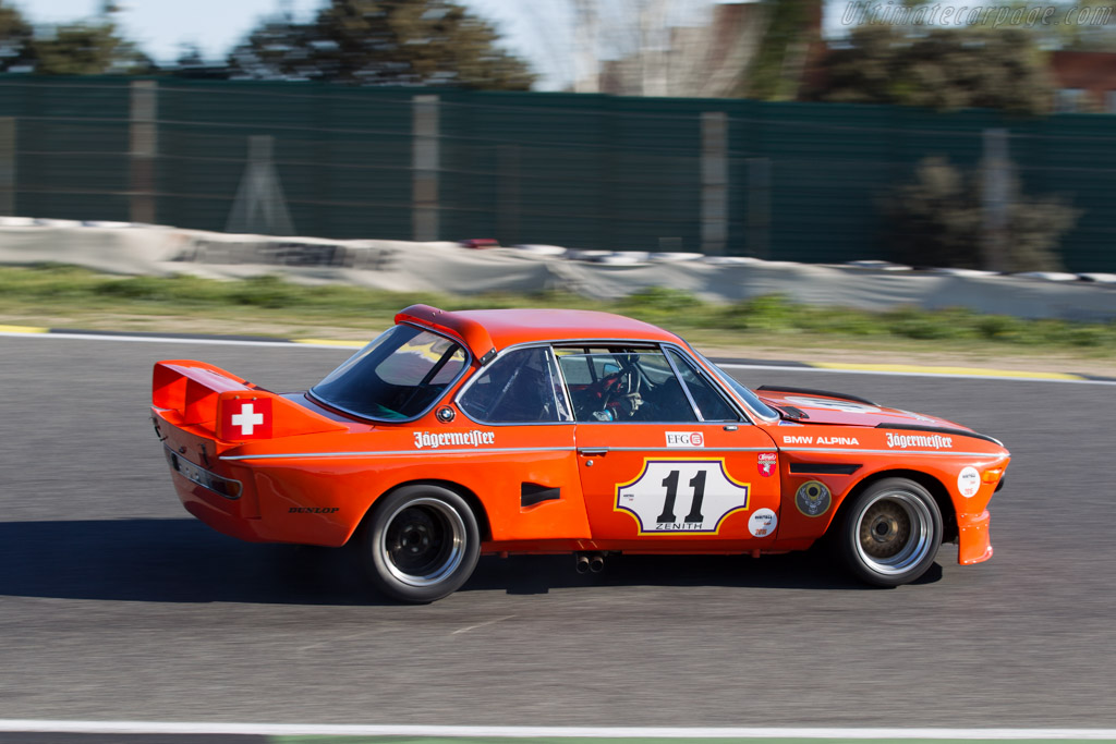 BMW 3.0 CSL - Chassis: 2285390 - Driver: Charles Firmenich  - 2016 Jarama Classic