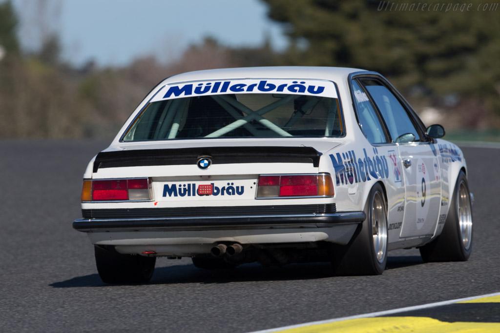 BMW 635 CSi - Chassis: E24 RA2-49 - Driver: Maxime Guenat  - 2016 Jarama Classic