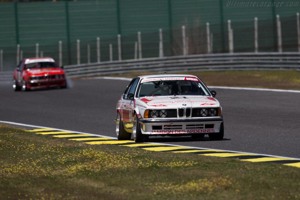 BMW 635 CSi - Chassis: E24 RA1-12 - Driver: Christian Bouriez/ Christophe van Riet  - 2016 Jarama Classic