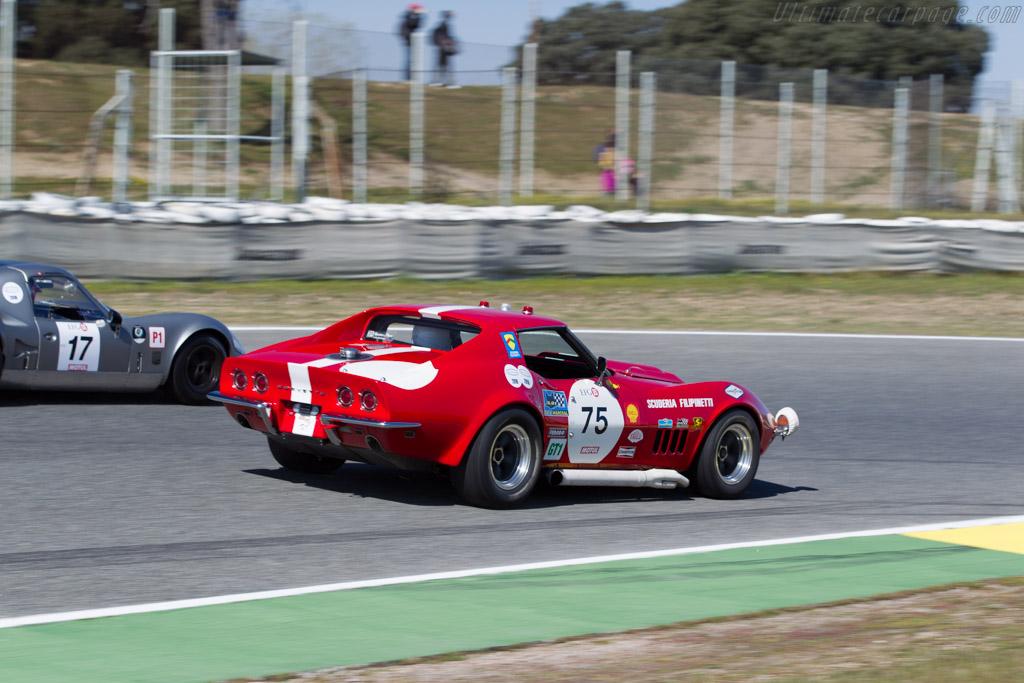 Chevrolet Corvette - Chassis: 194378S419425 - Driver: Ralf Huber Gutierrez  - 2016 Jarama Classic