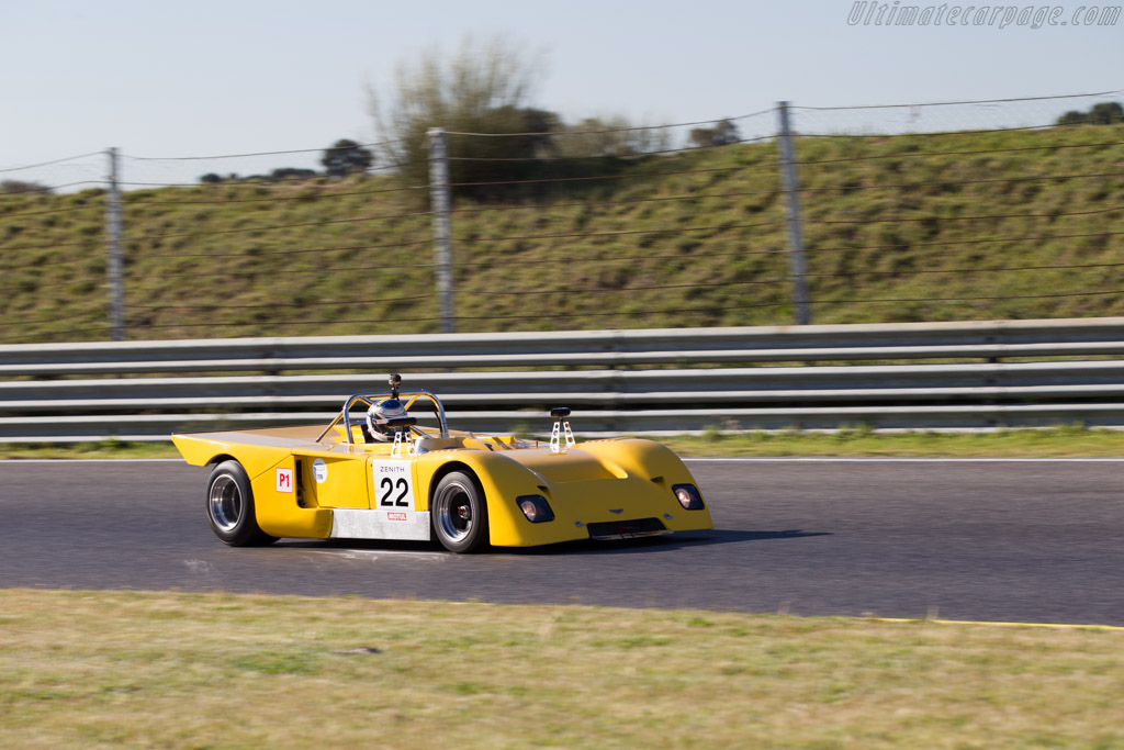 Chevron B21  - Driver: Romain Belleteste  - 2016 Jarama Classic