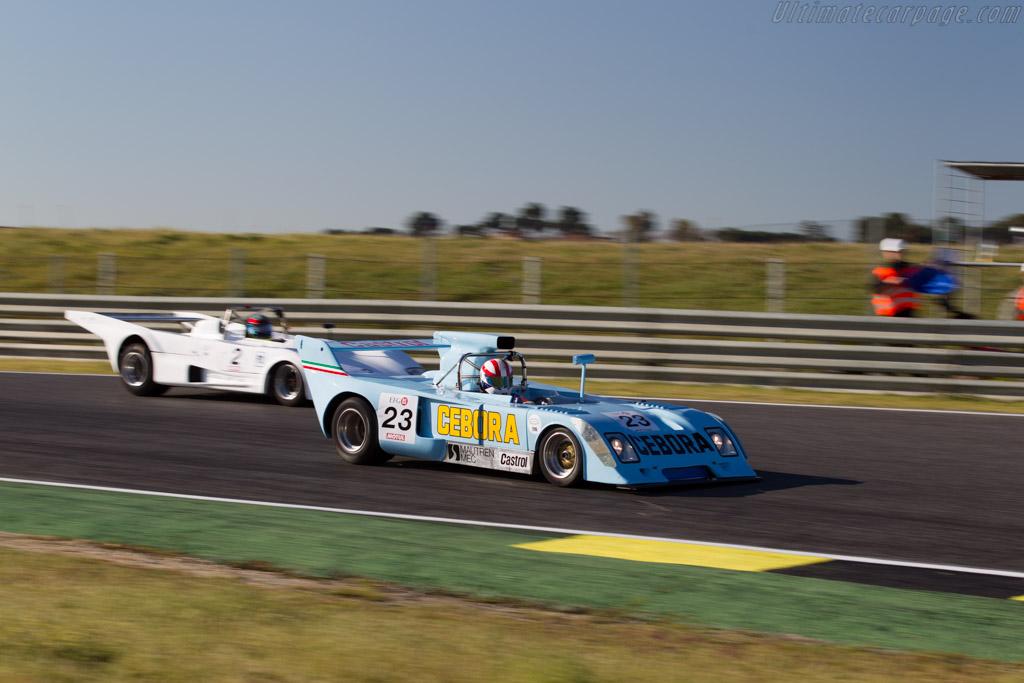 Chevron B23 - Chassis: B23-73-21 - Driver: Martin O'Connell  - 2016 Jarama Classic