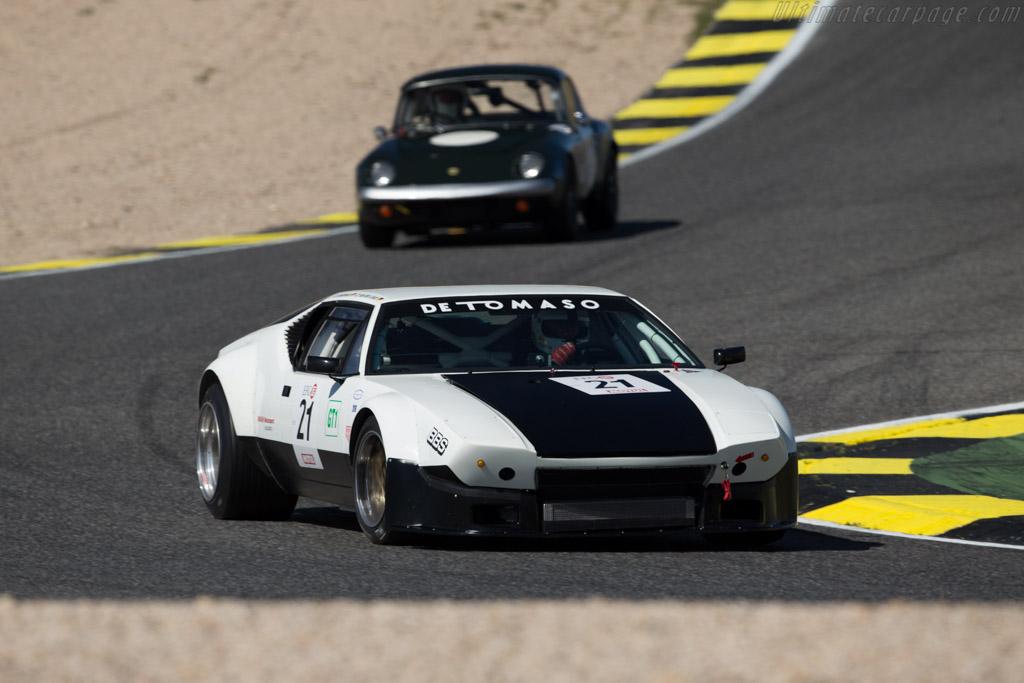 DeTomaso Pantera - Chassis: 01679 - Driver: Detlef von der Lieck / Ralf Kelleners  - 2016 Jarama Classic