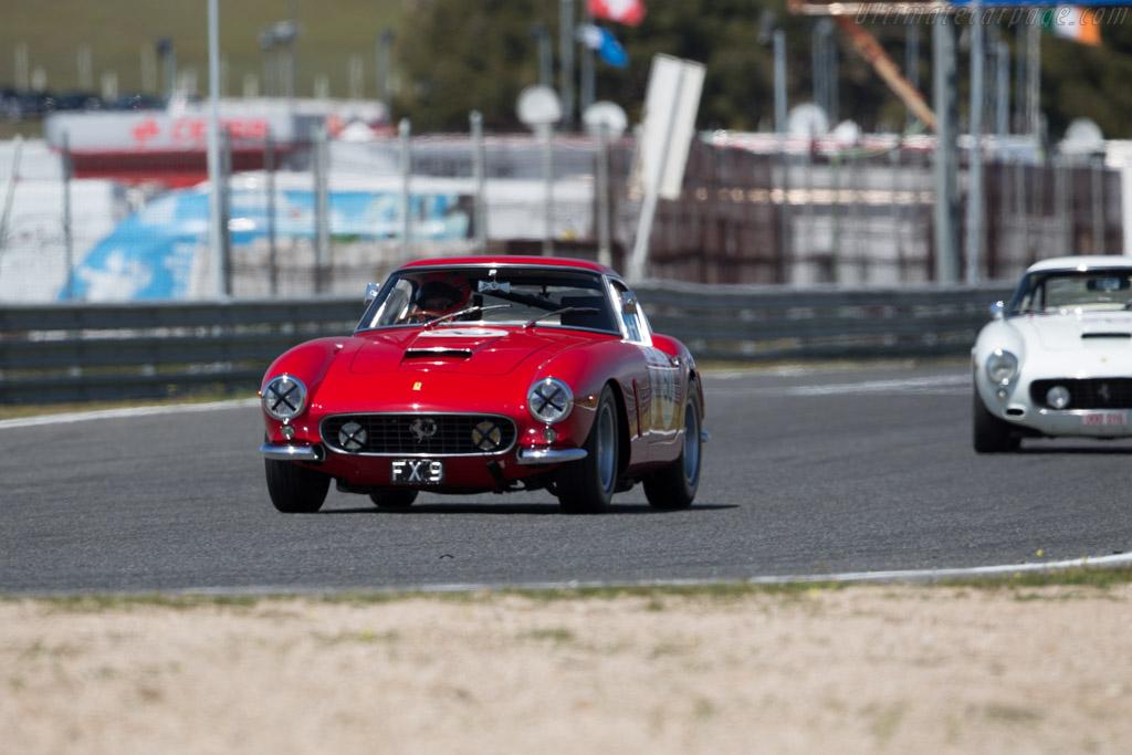 Ferrari 250 GT SWB - Chassis: 2221GT - Driver: Ben Gill  - 2016 Jarama Classic