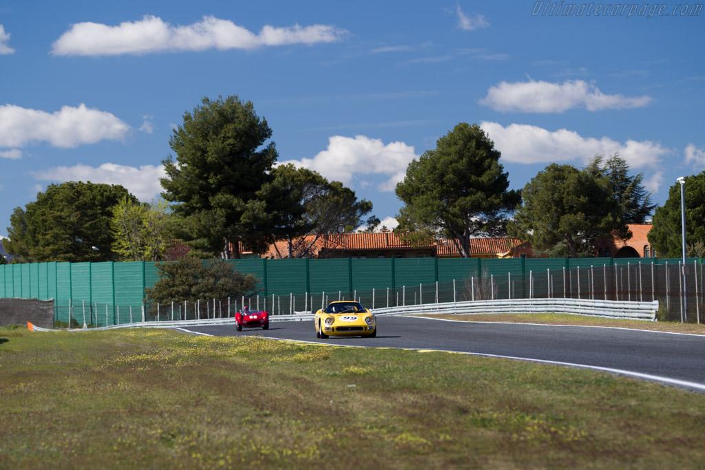 Ferrari 250 LM - Chassis: 6313 - Driver: Carlos Monteverde  - 2016 Jarama Classic