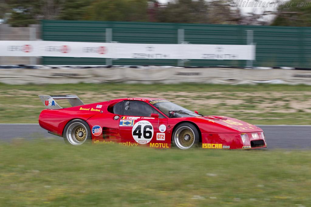 Ferrari 512 BB LM - Chassis: 35525 - Driver: Christian Bouriez  - 2016 Jarama Classic