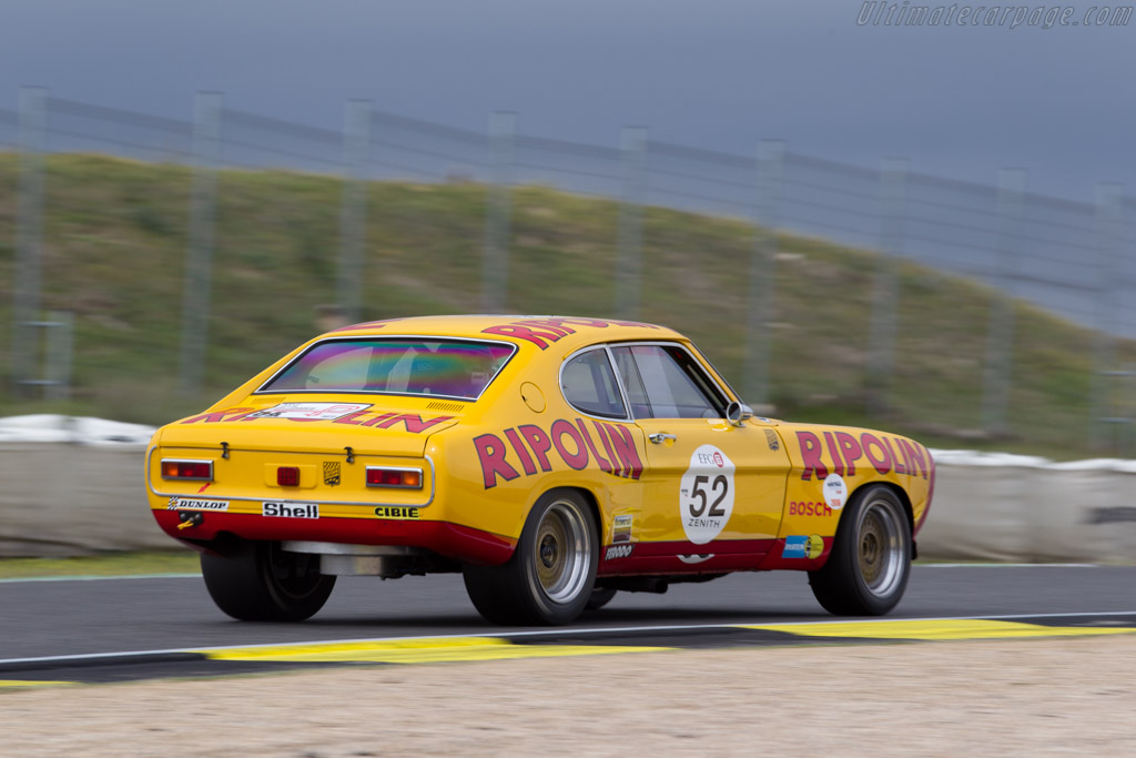 Ford Capri RS 2600 - Chassis: GAECLE42482 - Driver: Yves Scemama  - 2016 Jarama Classic