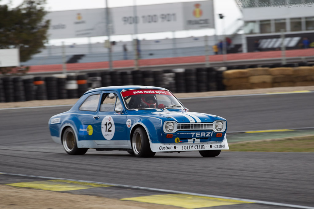 Ford Escort 1600 RS - Chassis: 1CBA657266 - Driver: Ben Gill  - 2016 Jarama Classic