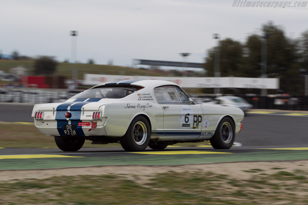 2018 Shelby Gt350 >> Ford Shelby Mustang GT350 - Chassis: SFM5S168 - Driver: Armand Adriaans - 2016 Jarama Classic
