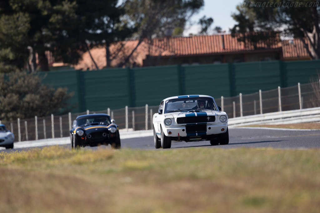 Ford Shelby Mustang GT350 - Chassis: SFM6S508 - Driver: Thomas Studer  - 2016 Jarama Classic