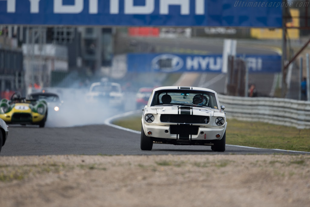 Ford Shelby Mustang GT350R - Chassis: SFM5R096 - Driver: Claude Nahum / Bernard Thuner  - 2016 Jarama Classic