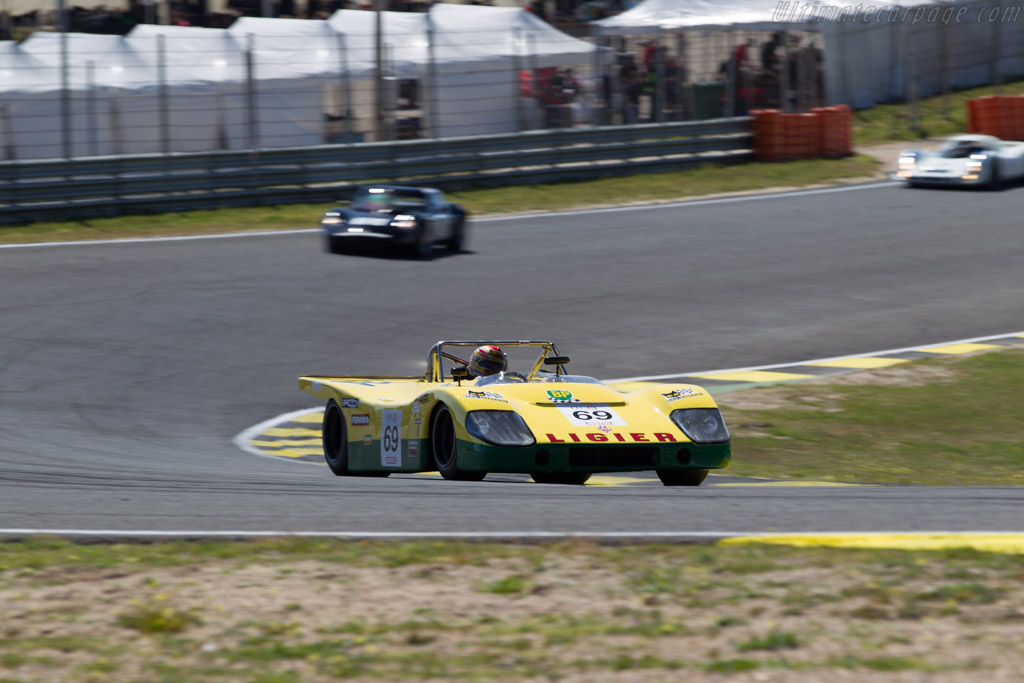 Ligier JS3 Cosworth - Chassis: JS3-01 - Driver: David Ferrer / Mr. John of B.  - 2016 Jarama Classic