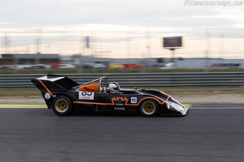 Lola T292 - Chassis: HU55 - Driver: Tony Sinclair  - 2016 Jarama Classic
