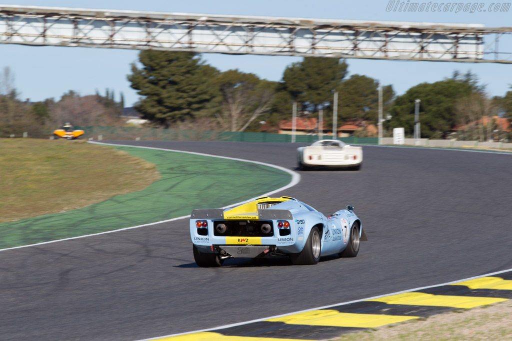 Lola T70 Mk3 Coupe - Chassis: SL73/132 - Driver: Toni Seiler  - 2016 Jarama Classic