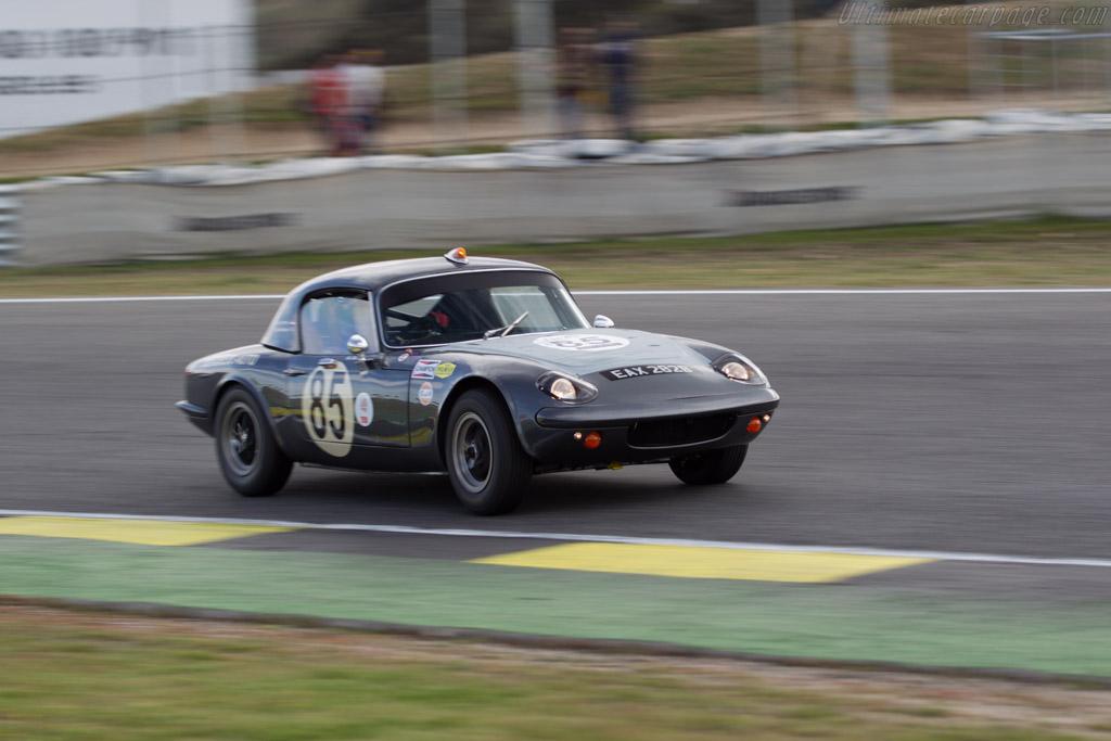 Lotus Elan 26R - Chassis: 26-R-9 - Driver: Grant Tromans / Richard Meaden  - 2016 Jarama Classic