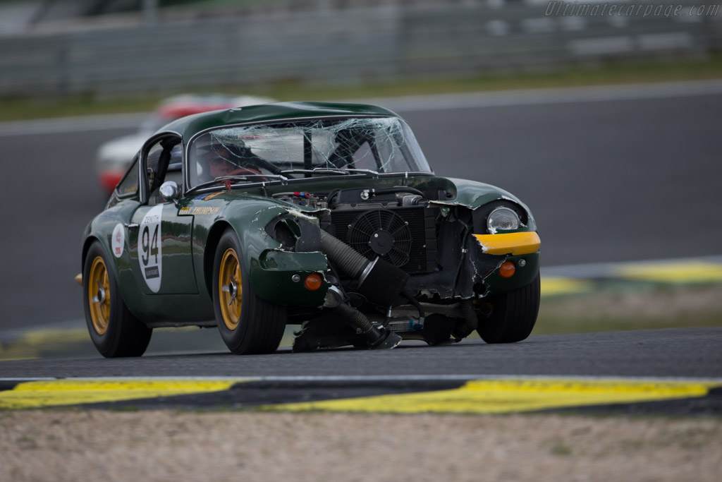 Lotus Elan 26R Shapecraft - Chassis: 26R-20 - Driver: Georges Verquin  - 2016 Jarama Classic