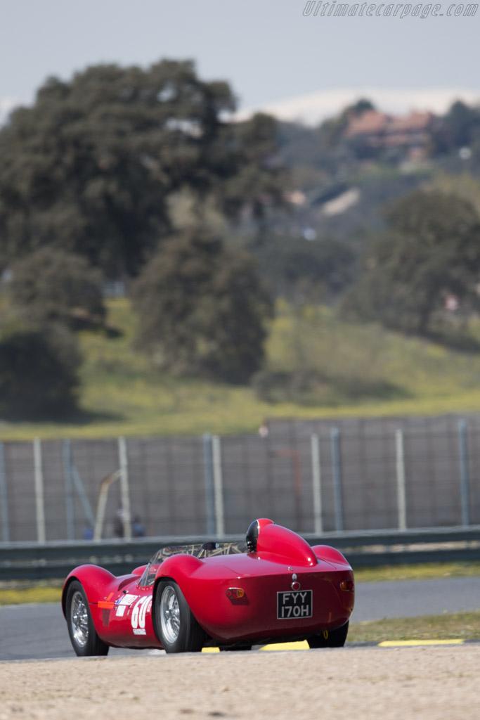 Maserati Tipo 60 Birdcage - Chassis: 2466 - Driver: Guillermo Fierro  - 2016 Jarama Classic