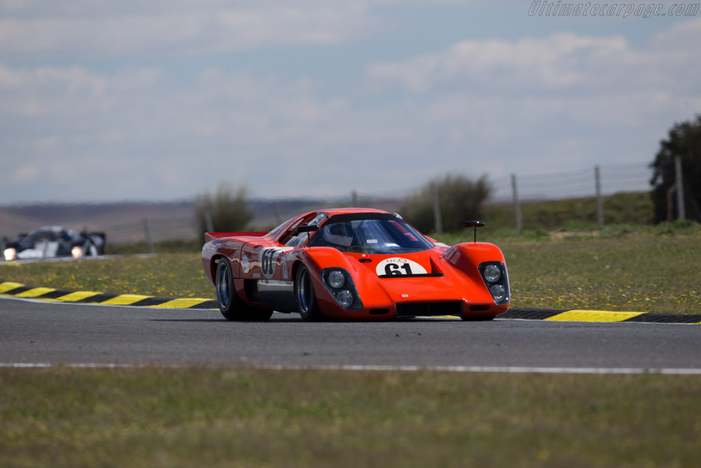 McLaren M6 GT - Chassis: 50-31 - Driver: Thomas Studer  - 2016 Jarama Classic